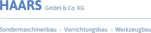 HAARS GmbH & Co. KG Logo